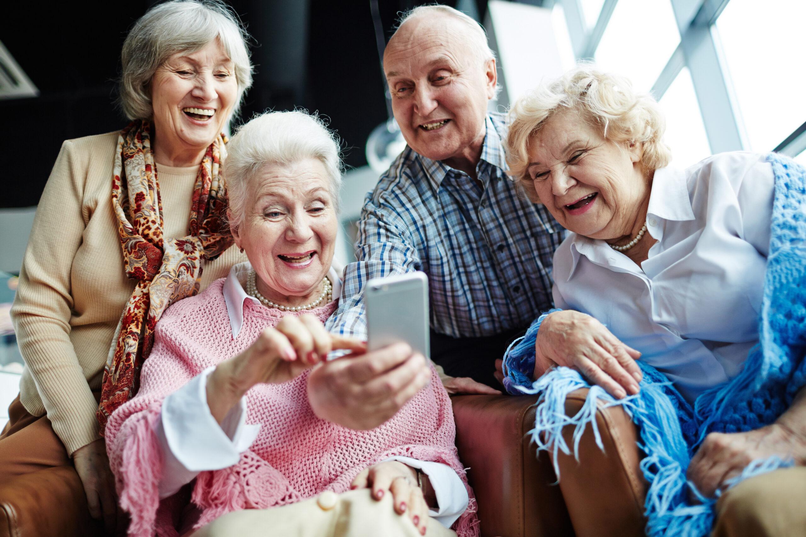 Activitati recreative pentru persoanele in varsta